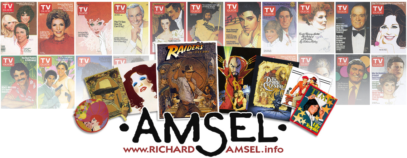 Richard Amsel main page banner
